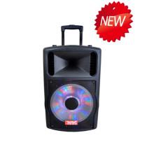 Аккумуляторная акустическая система с USB / SD Bluetooth F78
