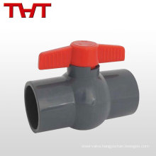 Certificate medium pressure plastic mini water ball float valve