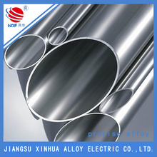 Tubo de aleación de níquel-cromo de alta calidad Spot