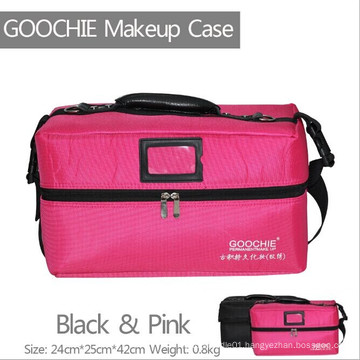 Goochie Canvas Matderial Permanednt Makesup Case