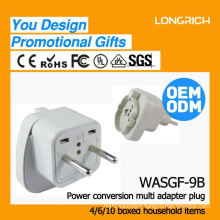 Wholesale 3 pin & 2 pin ac power socket,made in china indian electrical socket