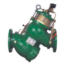 Válvula de control electromagnético del pistón del filtro (GL98006)