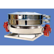 Dioxide Mangan / Tapioca Stärke Lebensmittel Grade Powder Tumbler Sieb Filter Maschine