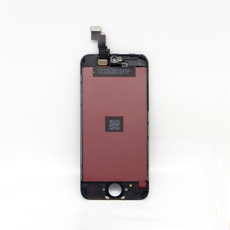 Iphone 5c Lcd Black