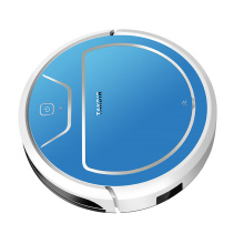 2020 Best Robotic Vacuum Cleaner Mop and Carpet Cleaning Machine, 2000PA Suction Has Wet and Dry Separation