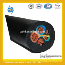 H07RN-F Multicore Rubber Sheath Flexible Cables with IEC 60245
