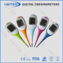 Henso jumbo lcd display termómetro electrónico