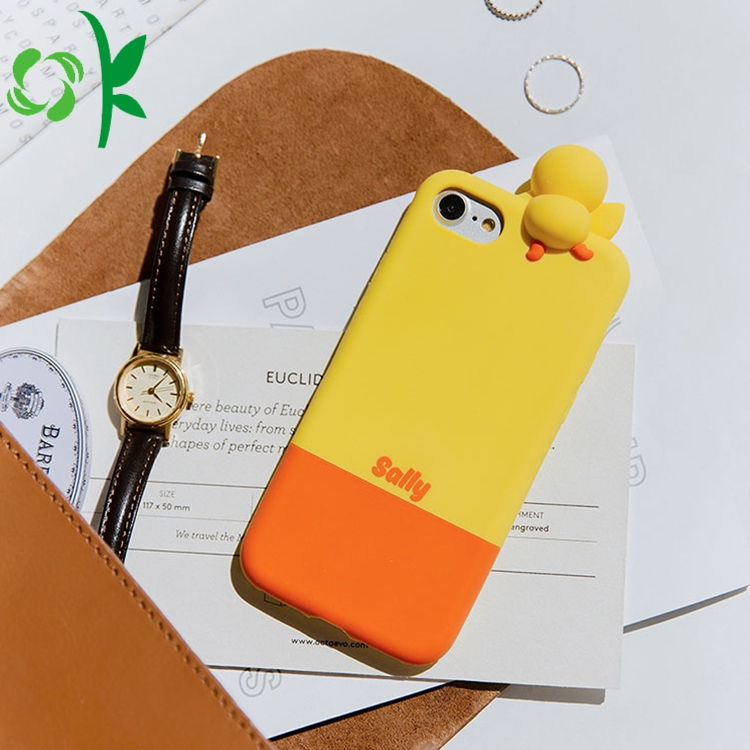 INS silicone phone case