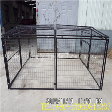 Moqs Wholesale Chain Link Link Galvanized Display Custom Pet Jaula