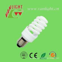 Полный Спиральная форма серии T2-15W CFL лампа (VLC-FST2-15W-E27)
