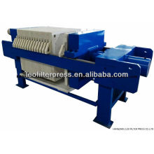 Hohe Filter- und Membran-Presskammer-Membranfilterpresse von Leo Filter Press