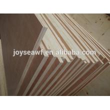 AA/BB or BB/CC grade hardwood core plywood