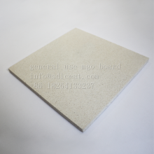 Non-Toxic Fireproof MGO Board for Fireplace