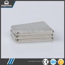 China Goldhersteller wettbewerbsfähige Polymer gebundene NdFeB-Magnete