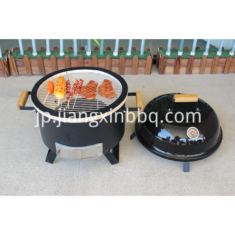 Tabletop Chracoal Grill 18 Inch