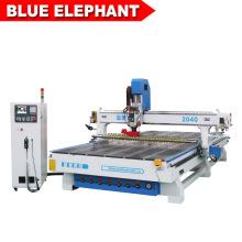 Jinan High Configuration Ele 2040 Atc CNC Carving Machine for MDF Acrylic Plastic Sheet