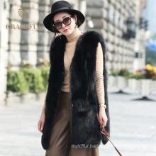 Best selling women fox fur vest for sale buy online