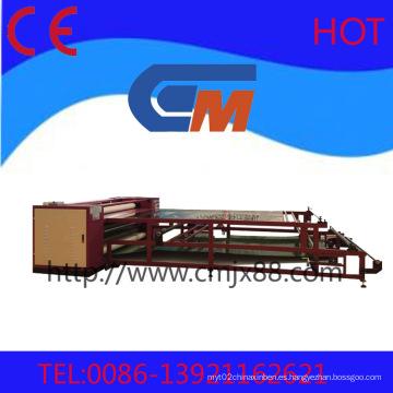 máquina de alta velocidad de la transferencia de calor del rollo de la velocidad
