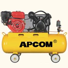 GA1708 3hp 8bar 6 CFM 40 liter air tank petrol portable gasoline air compressor
