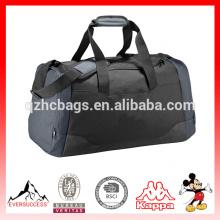 Saco funcional do saco do Gym do saco da bagagem do curso do poliéster novo do projeto