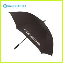 High Quality Windproof Auto Open Straight Golf Umbrella