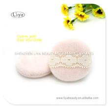 Beliebte Make-up Schwamm Blätterteig kosmetische Baumwolle Blätterteig mit verschiedenen Farben