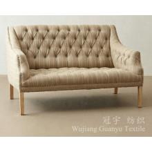 Lino le gusta textiles para el hogar Linenette tela con respaldo para el sofá