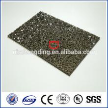 Feuille gaufrée en polycarbonate lexan de 1,7-10 mm