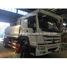 Sinotruk HOWO 266HP 4X2 Water Truck 8cbm~12 Cbm