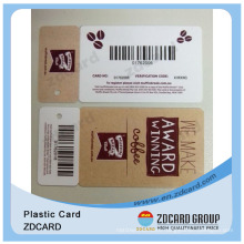 Luxury Gift Card/Print Gift Cards/Barcode Gift Card