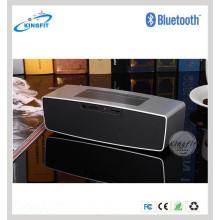 Лучший продающий 3W * 2 Bluetooth FM-динамик Портативный мультимедийный динамик