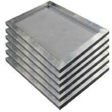 cadre de fenêtre en aluminium pour la sérigraphie