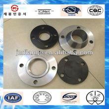 ISO9001 CE ASNI em aço inoxidável flange