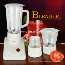 Best Quality 1.25L Thicker Plastic Jar 3 in 1 Electric Blender