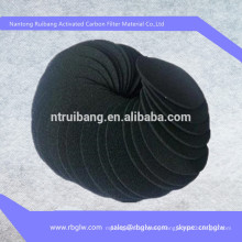 supply airstrainer polyester honeycomb activated carbon filter air filter