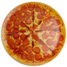 14Zoll runde Melamin Pizzaplatte