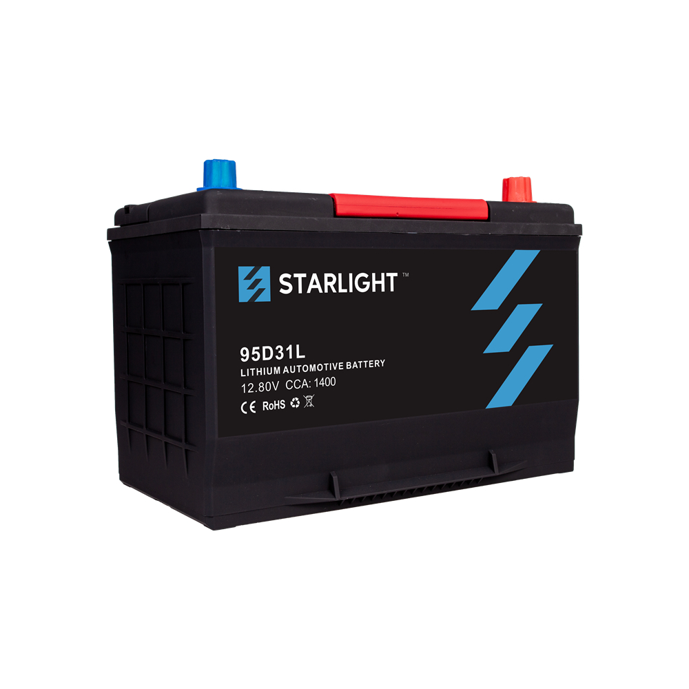 Best Car Lithium Battery 95d31l 2