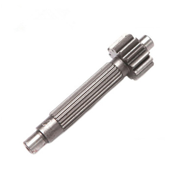 CNC Drive Shaft Gear Stainless Steel Shaft