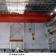 Doppelstrahl-Brücken-Träger-explosionssicherer EOT-Kran 50t der hohen Qualität für Verkauf