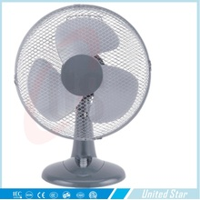 United Star 12′′electric Table Fan (USDF-1608) with CE, RoHS