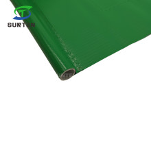 Green Traffic Road/Street Safety Warning Anti-UV/Waterproof PVC/Polyester/Nylon Printing Reflective/Fluorescent Color Square/Triangle Line