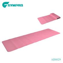 PVC Folding Yoga Mat