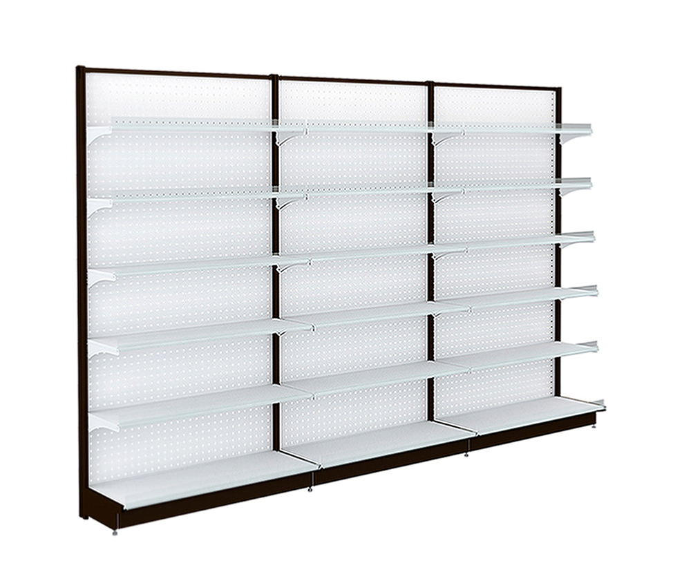 Durable Display Shelving