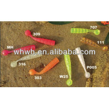 Cheap soft fishing lures 4.5cm/1.4g