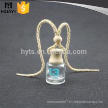 botella de perfume vacía del coche de la entrega de la fábrica de entrega rápida de la fábrica