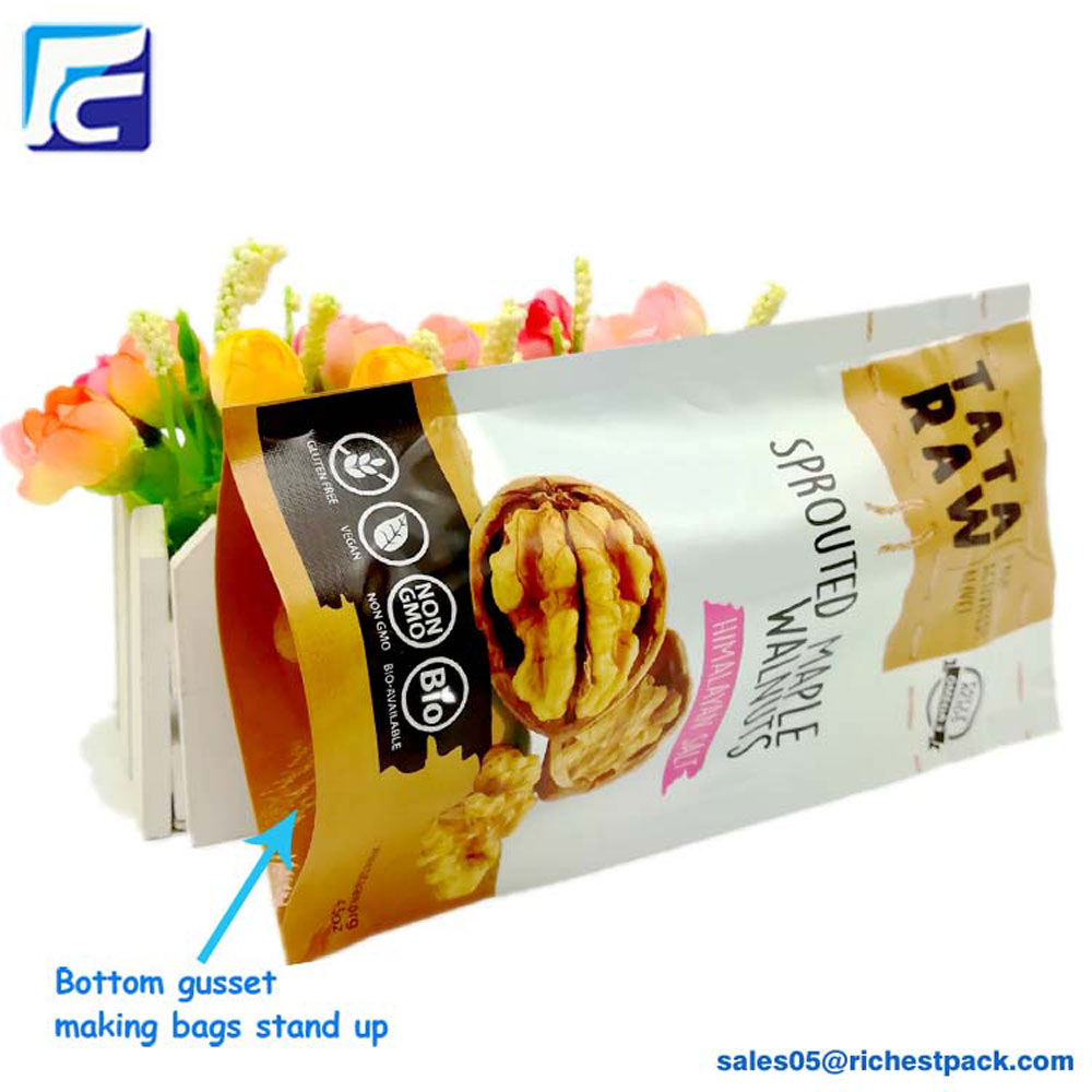 Stand Up Bag for Snack