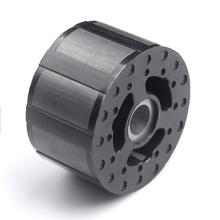 Hard Ferrite Sintered Permanent Magnet for Micro Motor
