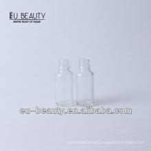 Pharmaceutical essential oil glass bottle