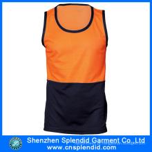 Guangdong Olá Vis Reflective Produto Safety Wear Vest para senhoras