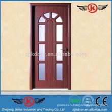 JK-9150 внутренняя офисная дверь со стеклянным окном